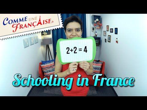L'école en France - YouTube