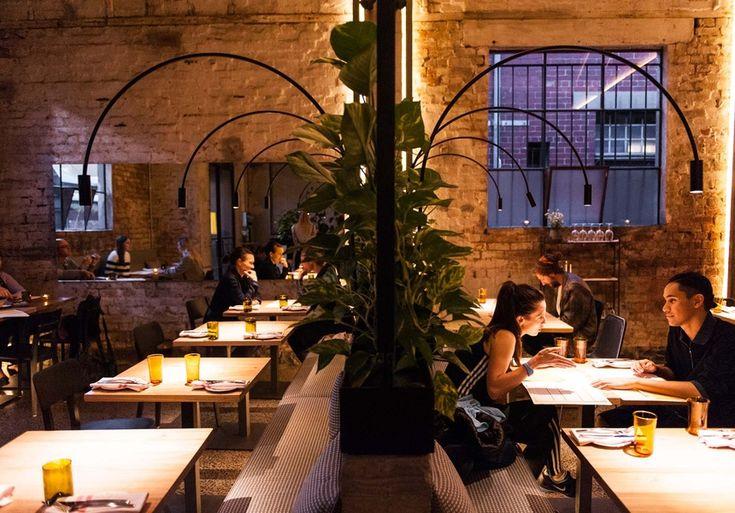 Transformer vegetarian restaurant and bar Fitzroy - Broadsheet Melbourne - Broadsheet