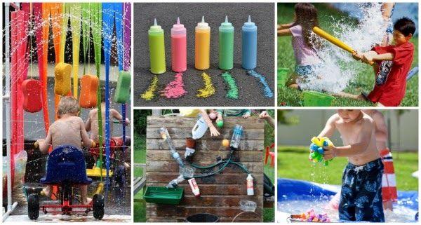 25 SUPER FUN Outdoor Activities for Kids