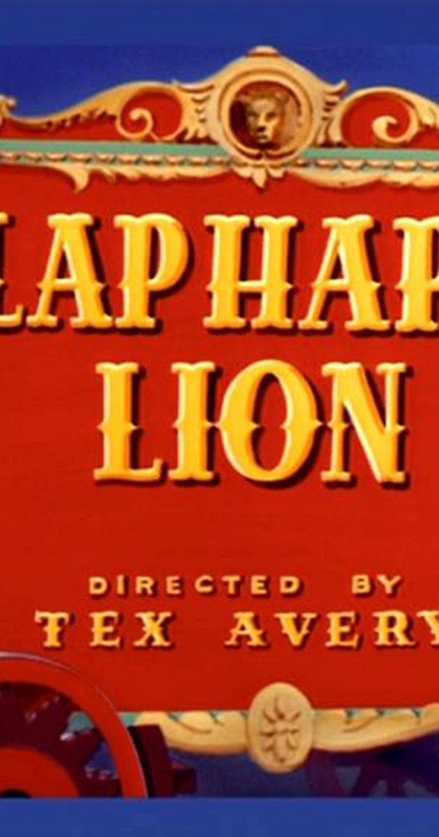 Slap Happy Lion 1947