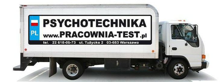 """Badania kursy i szkolenia dla kierowców """"Pracownia Test s.c."""" ul. Tużycka 2 róg ul. Radzymińska 212, 03-683 Warszawa"""