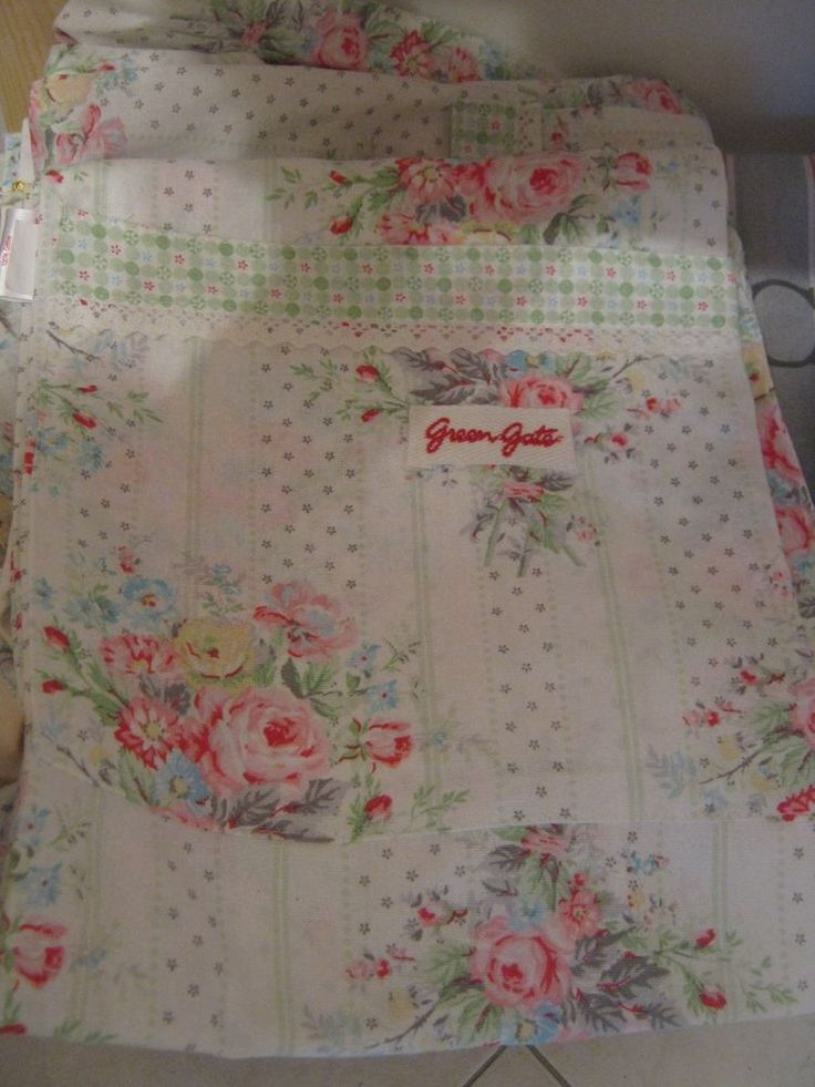 Greengate grembiule Apron amelie white one size