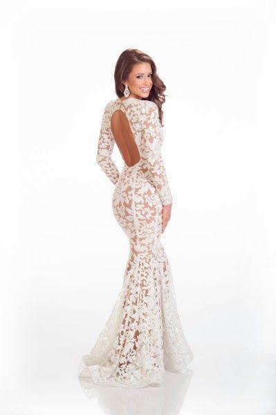 Epistolario según San Álvaro.: Topten Miss Universe 2014, los mejores y los peores vestidos de noche