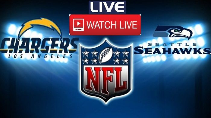 Watch Seattle Seahawks vs Los Angeles Chargers Live Streaming free online on your PC, laptop, Mac, I-pad, Tab, Ps4/3, I-phone Android or any other online device.