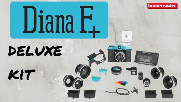 Diana f+ || deluxe kit