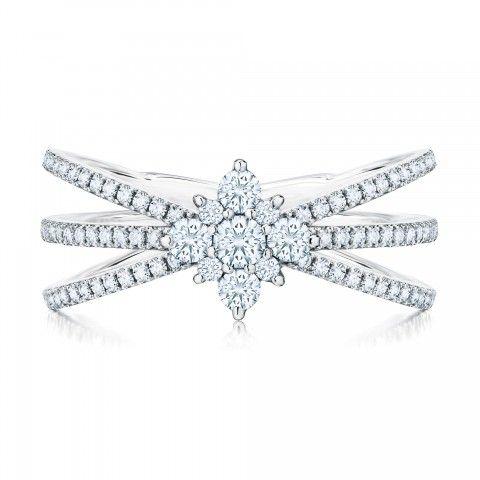Diamonds daisies snowflakes that guy