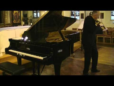 Julian Anderson  - 'Prayer' for Solo Viola played by Paul Silverthorne