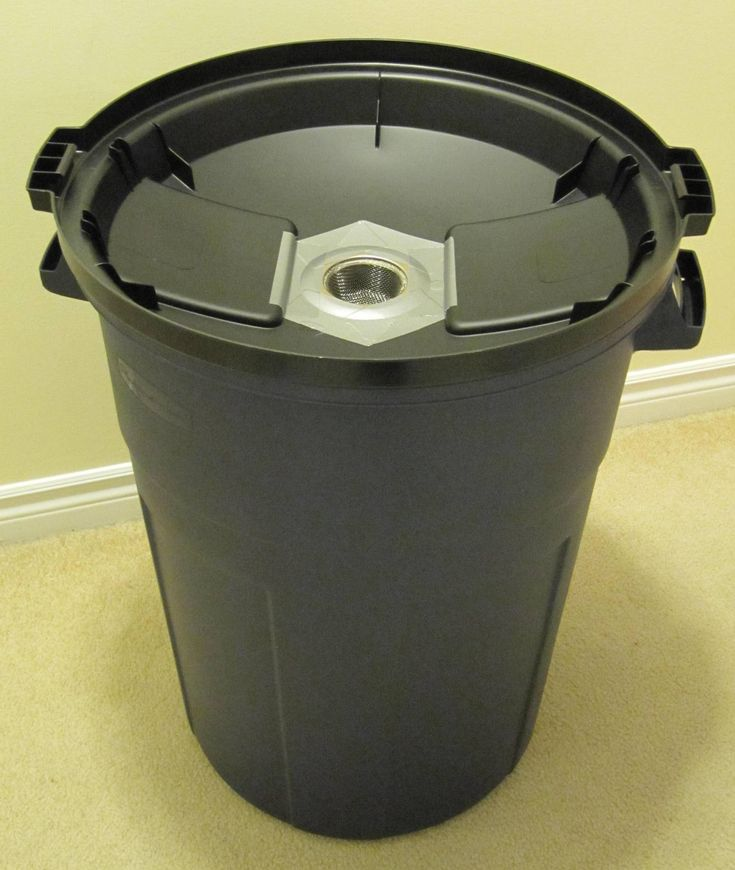 How to make a rain barrel for $18   Greener by the Week
