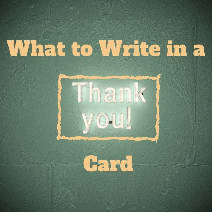 thank you messages to write in a card  thank you card