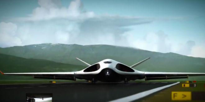 Δείτε το υπερ-αεροπλάνο της Ρωσίας που κόβει την ανάσα των Αμερικανών