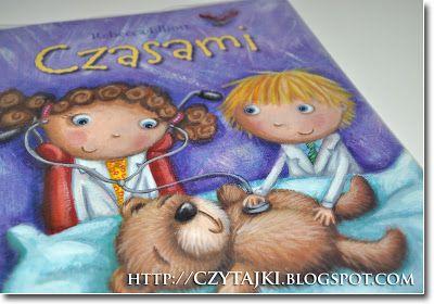 Czytajki - dziecięcych książek czar: Czasami - Rebecca Elliott
