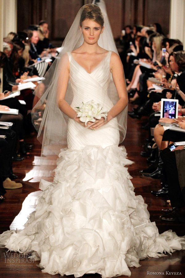 Romona Keveza Wedding Dresses Fall 2012