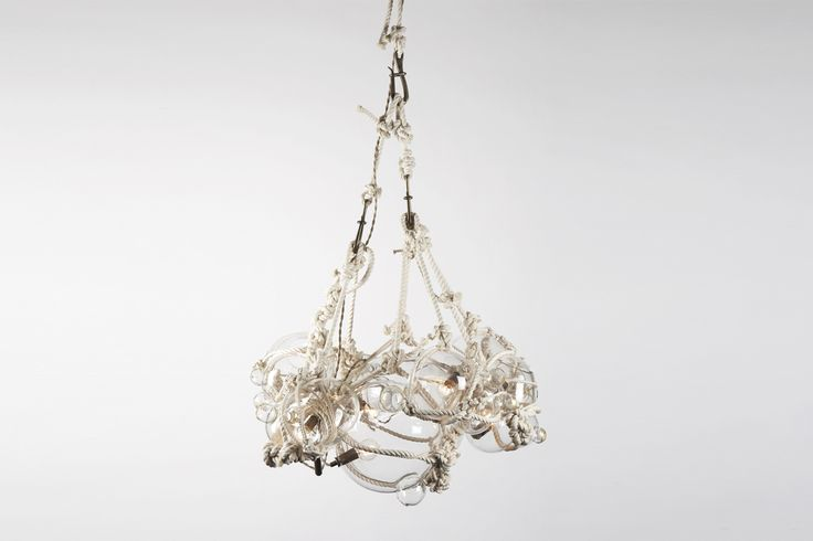 Lighting :: Suspension :: Knotty Bubbles Chandelier - | Space Furniture