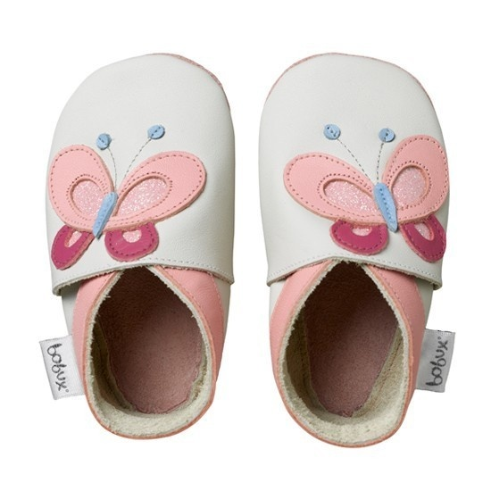 Bobux Shoes Milk Butterfly online now at #BabyStuff only $34.95 NZD