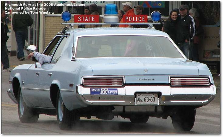 1970 Plymouth Fury Police Car Police Cars And Stuff