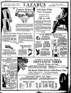 Image result for historic lazarus department store