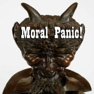 Moral Panic | There is something about the God concept that is relentless. Unfeeling. Brutal. Hidden from plain sight yet manifest as systems... http://nblo.gs/ZHgnW
