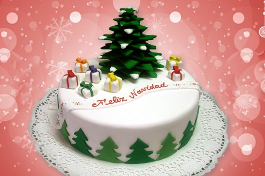 Festi Holidays!!: Postre Navideño: Tortas de Navidad
