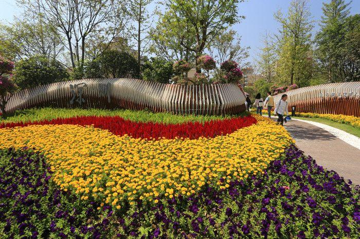 一起逛逛园博园(一)——武汉园博会西南区城市展园(上)图片119,武汉旅游景点,风景名胜 - 蚂蜂窝图库 - 蚂蜂窝