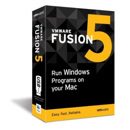 VMware Fusion 5 is recommended for users who are looking for the easiest, fastest and most reliable way to run Windows programs on a Mac. With more than 70 new features, VMware Fusion 5 is optimized for OS X Mountain Lion, Windows 8 and the latest Macs to deliver the ultimate Windows on Mac experience. Price: $49.99