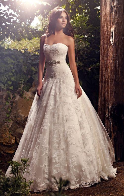 Beautiful Gorgeous Wedding Dresses