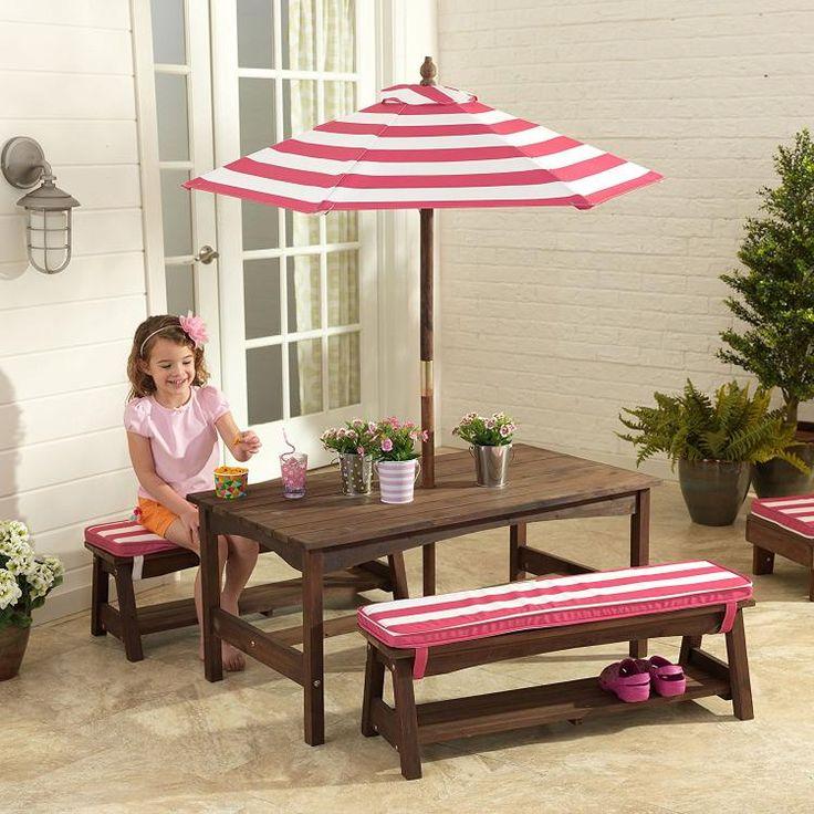 Mini Kids Outdoor Patio Furniture Tiny Kids Pool
