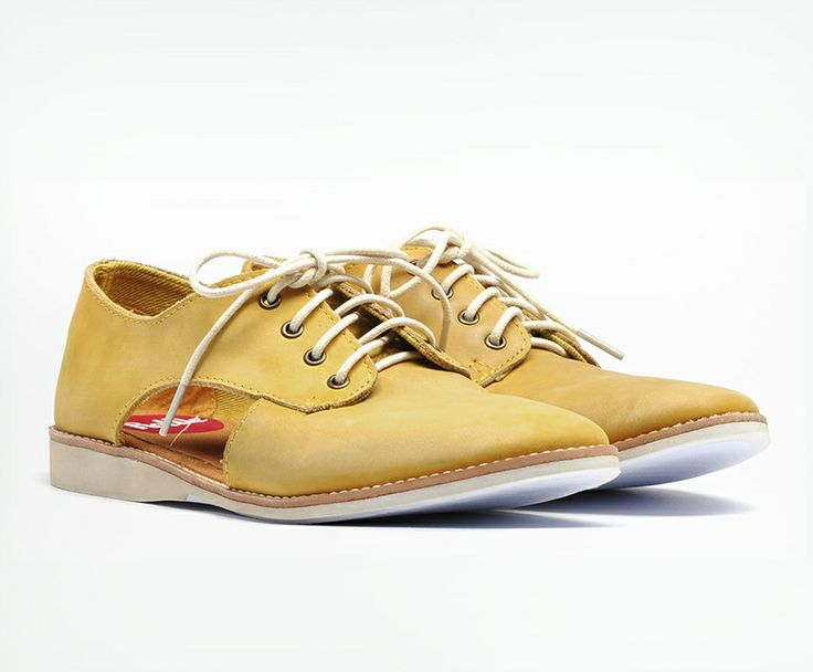 Rollie Nation - Derby Side-Cut Yellow Wash, $119.95 (http://shop.rollienation.com/derby-side-cut-yellow-wash/)