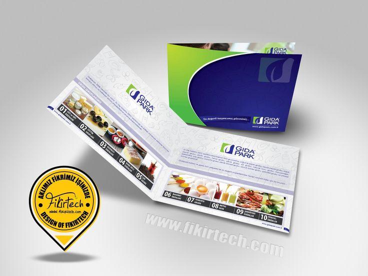 Gıdapark | Katalog Tasarımı