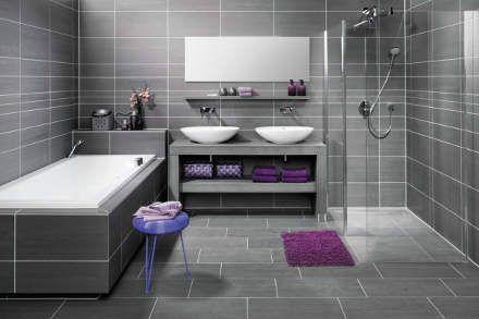 Op zoek naar een stijlvolle badkamer met oog voor design wat dacht je van deze complete - Badkamer beton wax ...