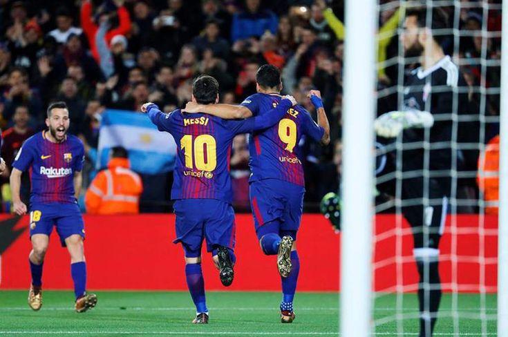 Barcelona receta paliza al Celta y se clasifica a cuartos de Copa del Rey - Diez - Diario Deportivo