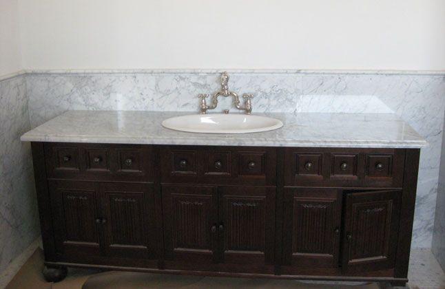 12 best images about kitchen on pinterest shops hardware and the container Granite backsplash for bathroom vanity