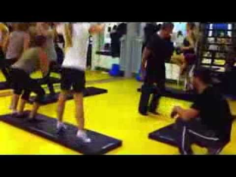 Human Tecar Synergy Mat: per le tecniche di propriocezione e recupero dell'equilibrio. - YouTube