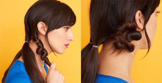Повседневные прически на длинные волосы своими руками: трио пучков