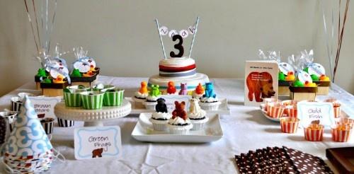40 Popular Childrens Book Birthday Parties
