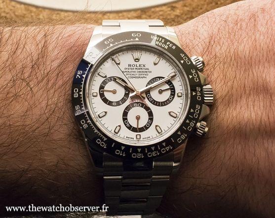 Rolex - nouveautés 2016 (photos exclusives, prix) | The Watch Observer