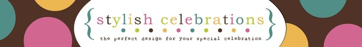 Stylish Celebrations specializes in custom party accessories for your special celebration. Invitations, birth announcements, Save the Dates, address labels, cupcake toppers, favor tags, favor toppers, party hats, banners, photo banners, high chair banners, and door signs are all available!