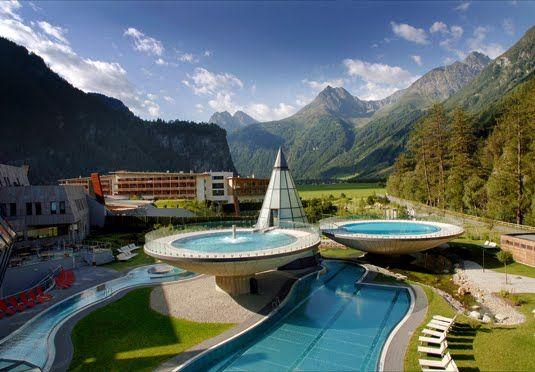 Aqua Dome Hotel Österrike