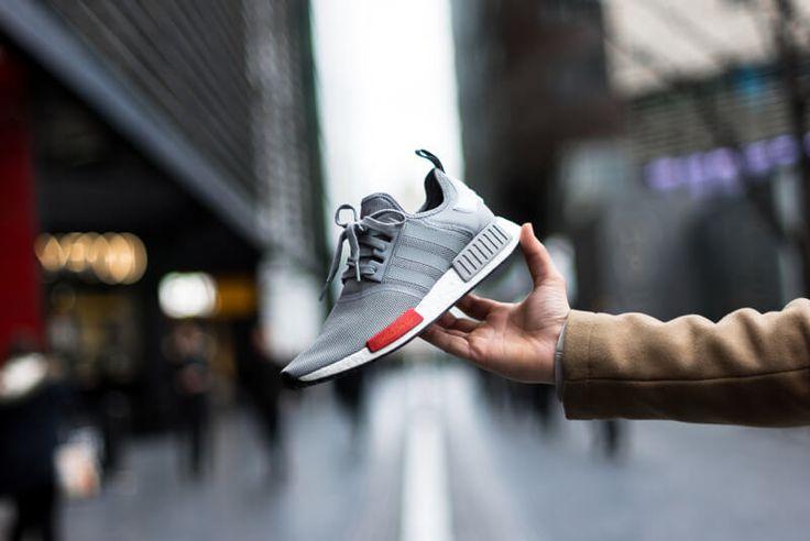 Adidas NMD Onix Grey