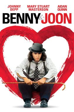 Benny and Joon. I absolutely love this movie:--)