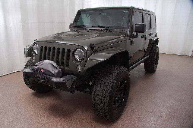 Pre-Owned 2015 Jeep Wrangler Unlimited Sahara for more information contact 719.493.5826