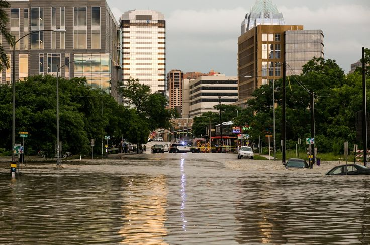 Flooding in Houston / May 2015  http://www.theguardian.com/us-news/gallery/2015/may/26/flash-floods-texas-destruction-in-pictures