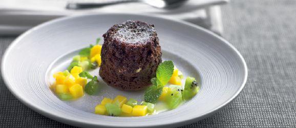 Choko-trøffel-souffle