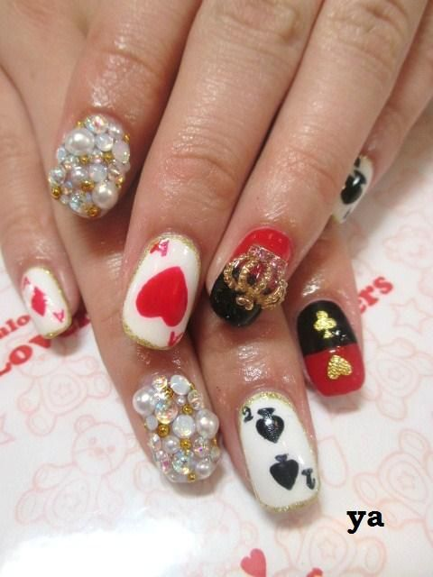 308 best Jill & Lovers Nails images on Pinterest | Lovers, Art nails ...