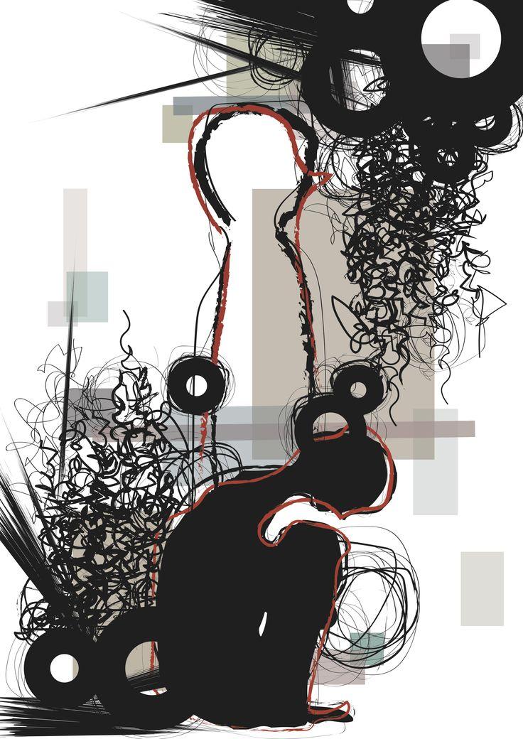 그래픽 포스터 디벨롭 1