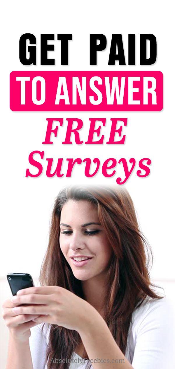 Highest Paying Online Surveys For Cash
