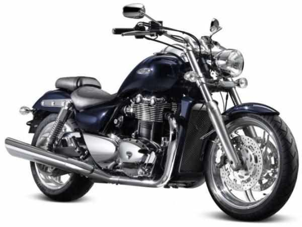 Updated 2018-2019 Triumph Thunderbird 1600 ABS