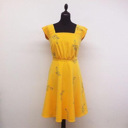 Lalaland dress replica www.isabelhargoues.com