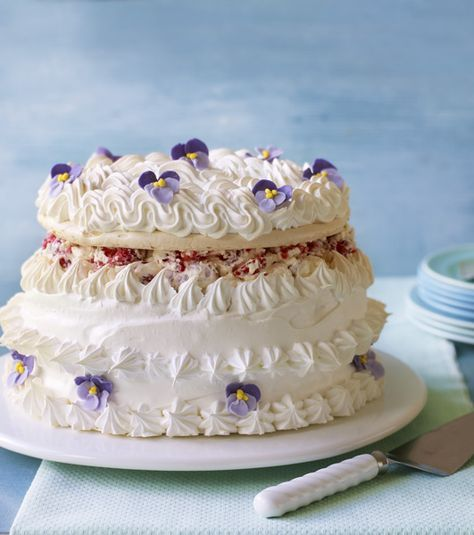 Mary Berry's Spanische Windtorte recipe from the Great British Bake Off.