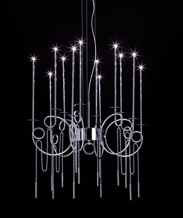 Calligrafico design by Mario Maccarini for SP LIGHT and DESIGN srl