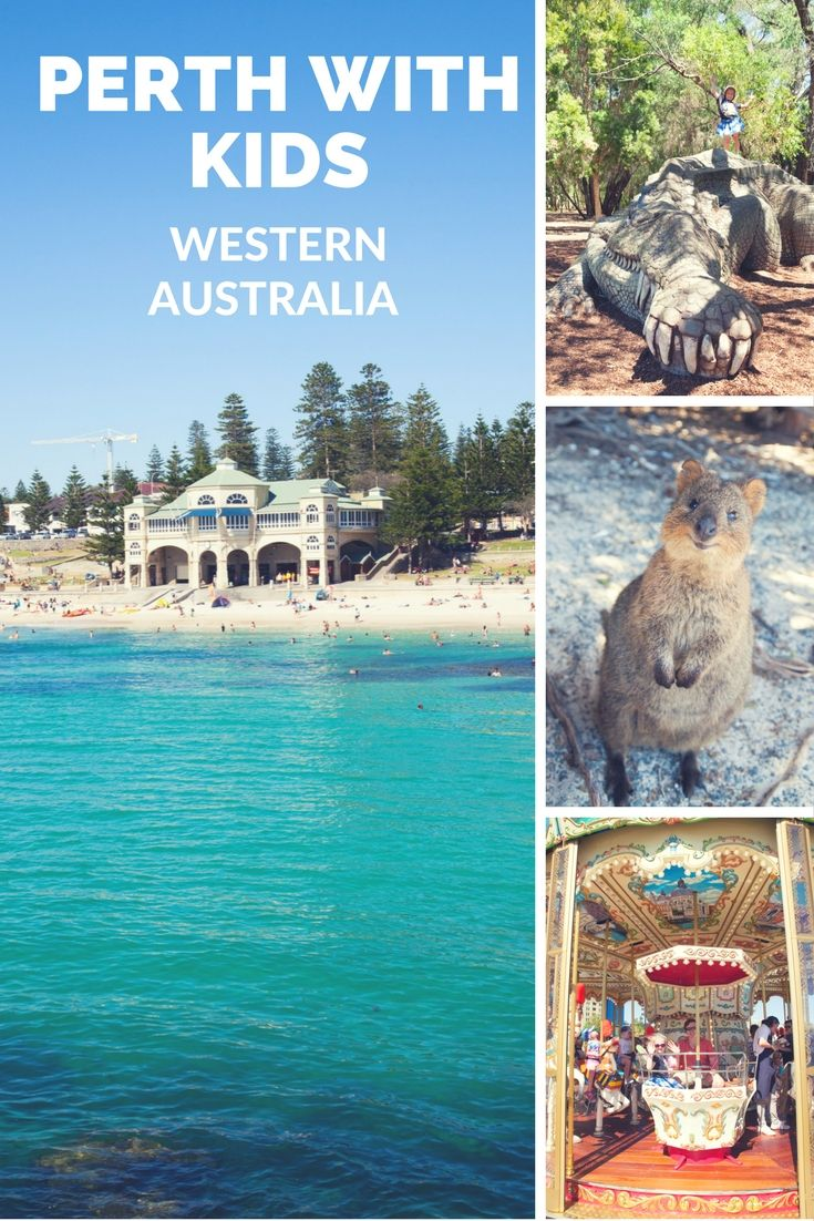 The Best Things To Do In Perth Western Australia With Kid | Travel With Kids | Family Travel|